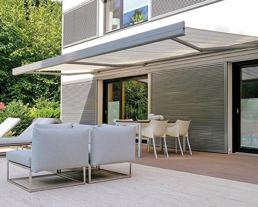 vord cher und markisen wolfschmidt. Black Bedroom Furniture Sets. Home Design Ideas